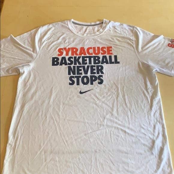 Nike Other - Nike Men's Dri-Fit Syracuse Basketball T-Shirt